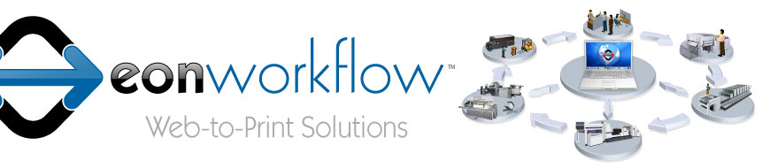 EonWorkflow™ Web-to-Print Solutions